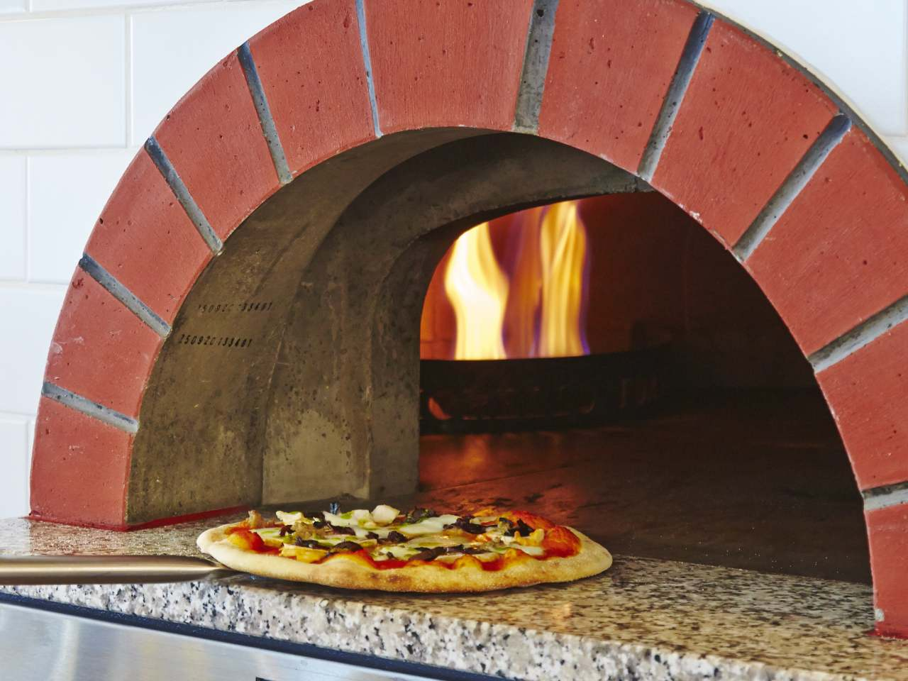 Kelly Cafe Drinagh Wexford Pizza Oven